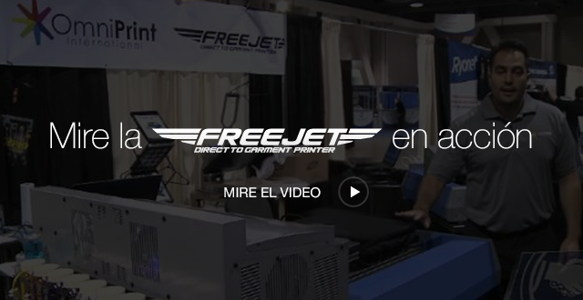 See the Freejet in action